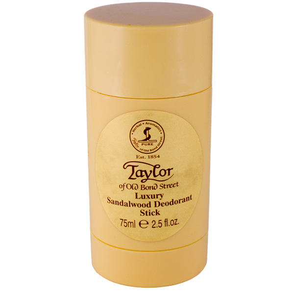 Taylor of Old Bond Street Stick Deodorant