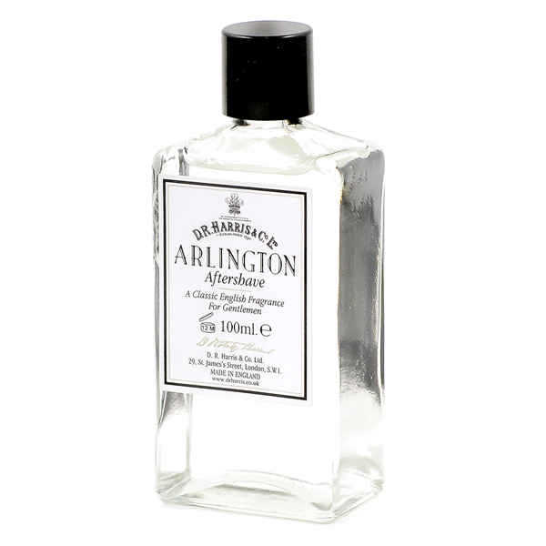D R Harris Arlington aftershave
