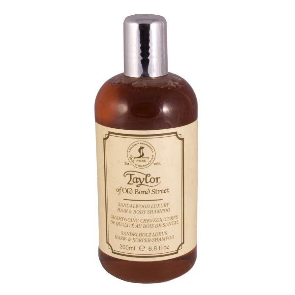 Taylor of Old Bond Street hair & body wash shampoo