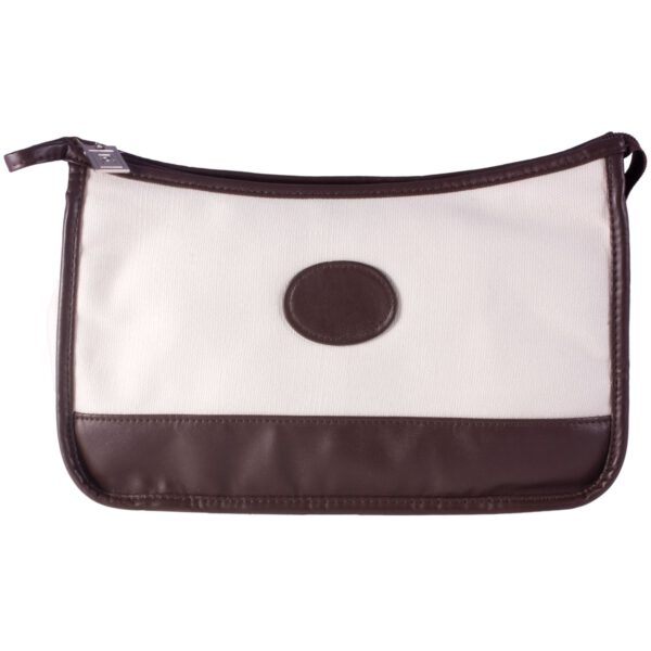 Danielle Creations Bayswater Canvas Traveller Washbag-0