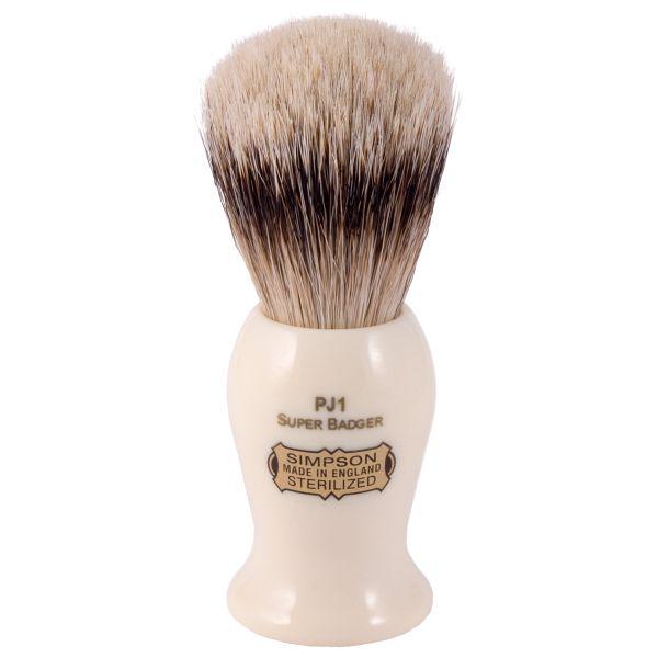 simpson badger hair shaving brusg