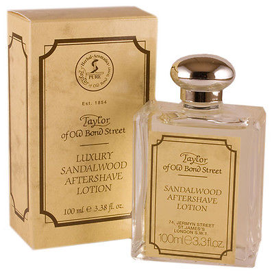 Taylor of Old Bond street after shave aftershave lotion