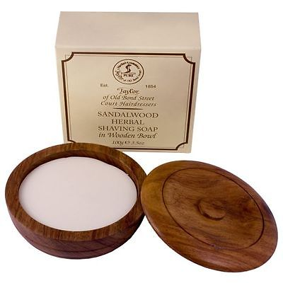 Taylor of old bond street shaving soap refil bowl