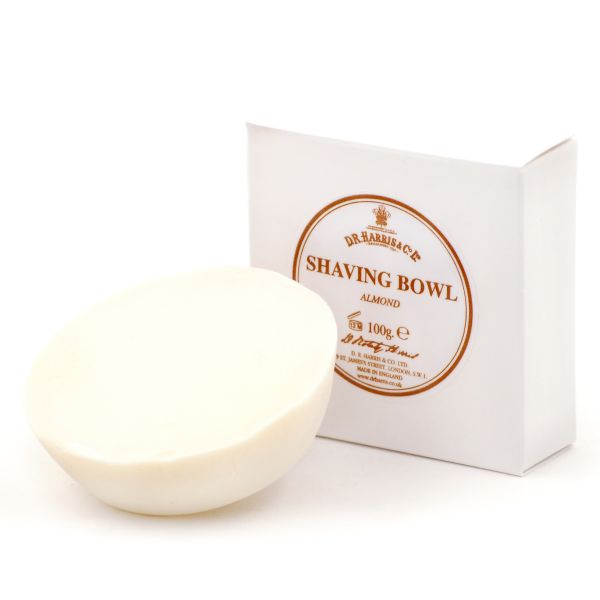 D R Harris Shaving Soap Refill 100g-1380