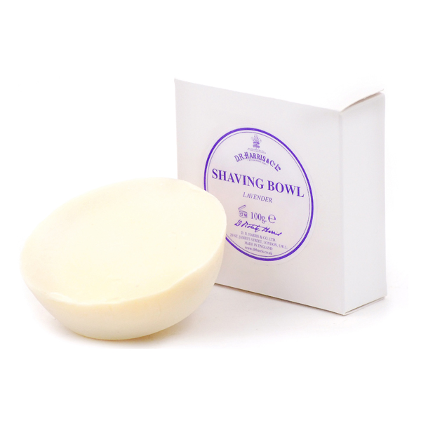 D R Harris Shaving Soap Refill 100g-1382