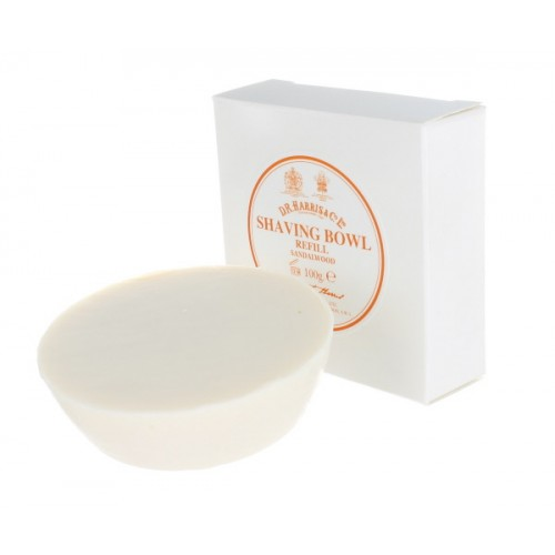 D R Harris Shaving Soap Refill 100g-1381