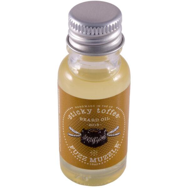 Fuzz muzzle beard oil