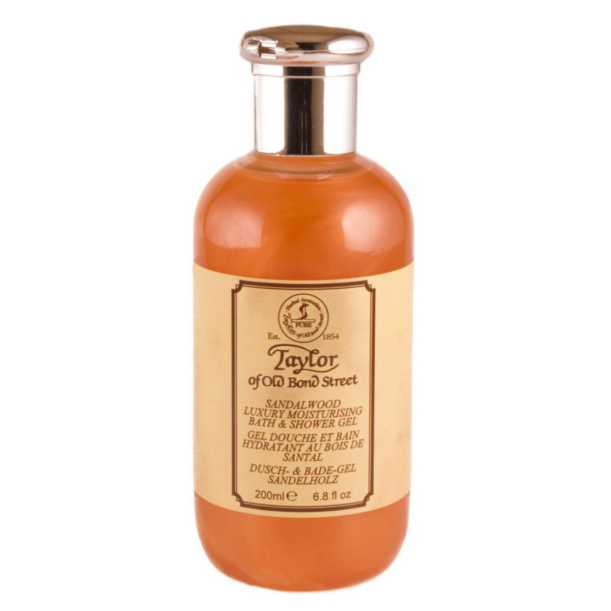 TOBS bath & shower body wash gel