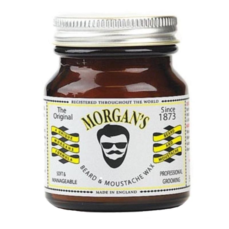 Morgans moustache wax