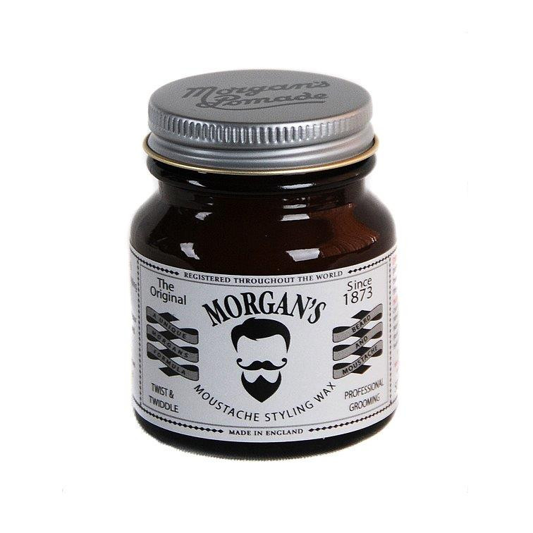 Morgans moustache wax