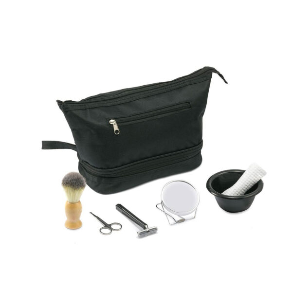 traving shaving kit