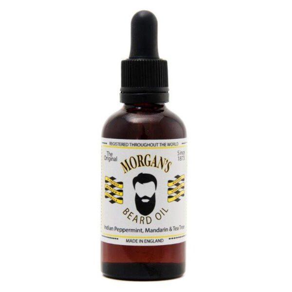 Morgans beard oil