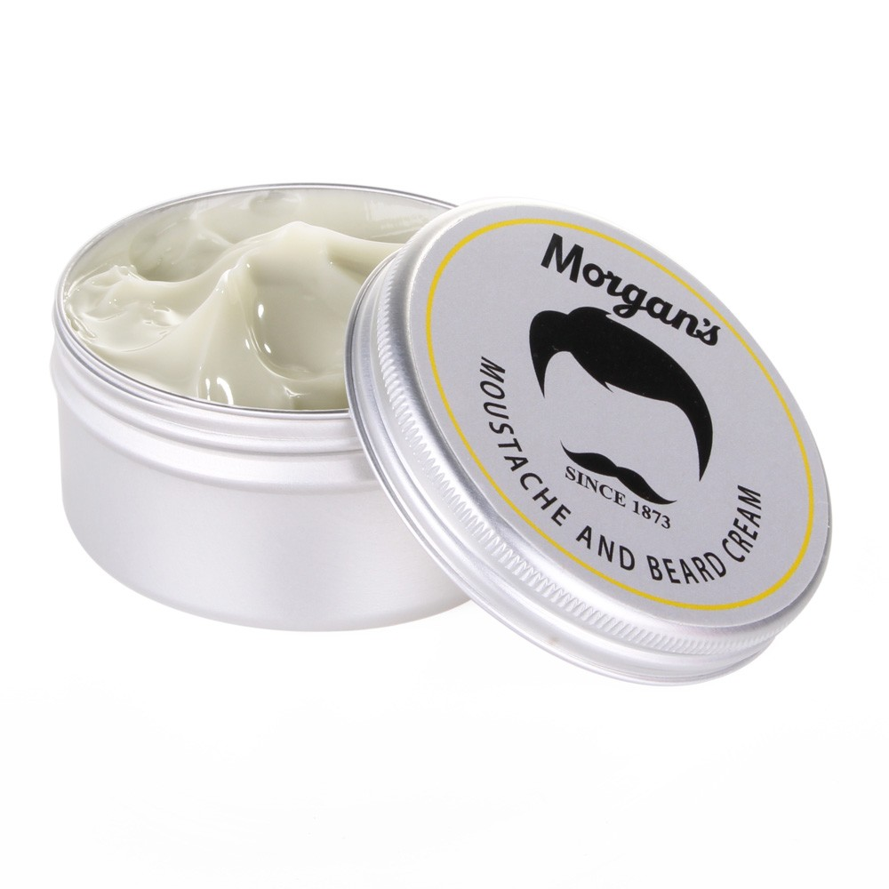Morgans moustache and beard cream