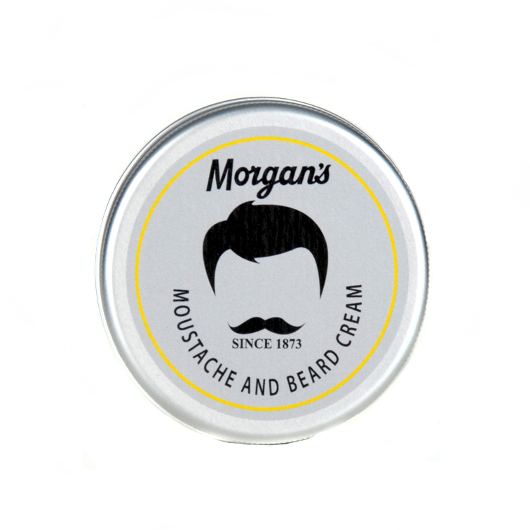 Morgans Moustache and Beard Cream 75ml-8135
