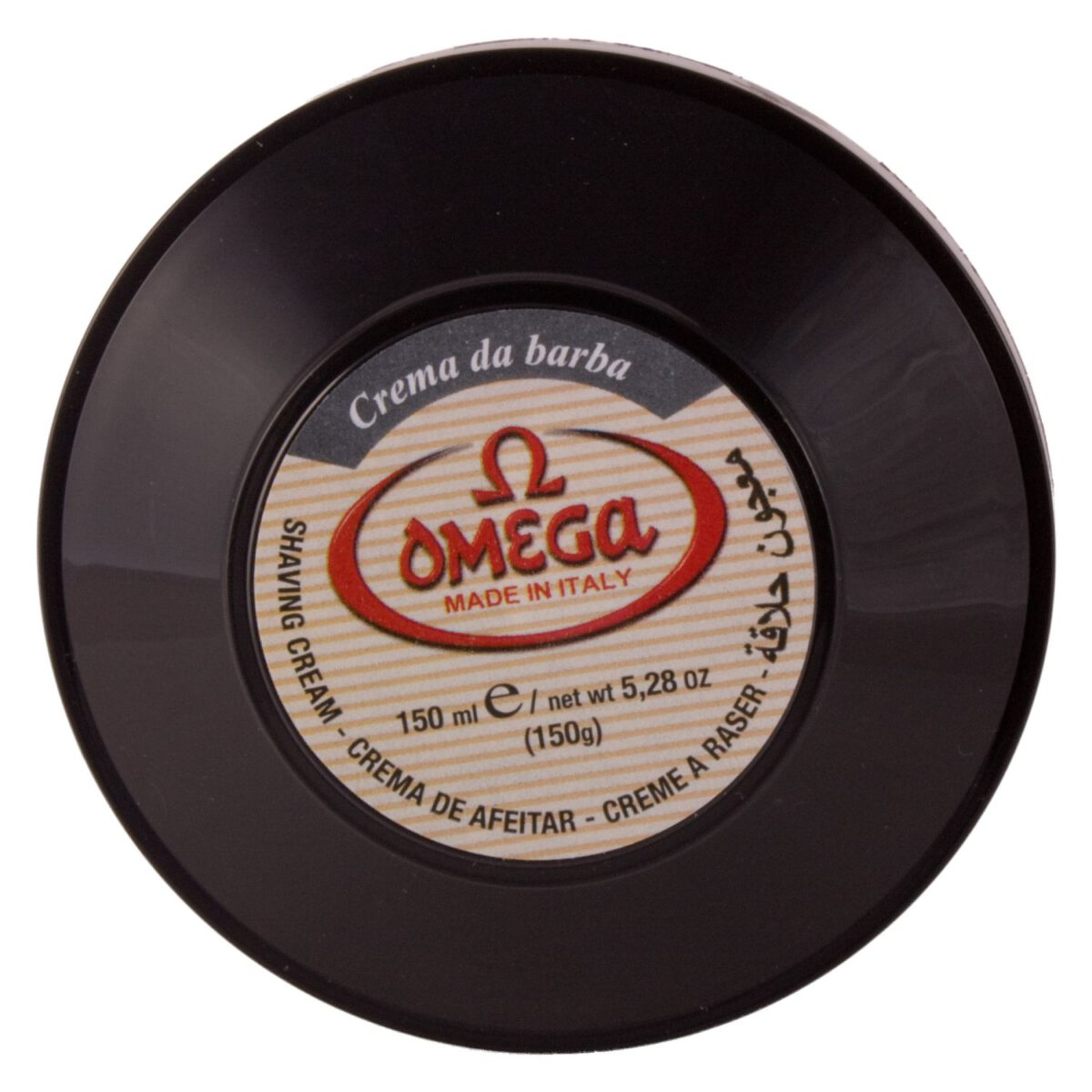 Omega traditional shaving cream
