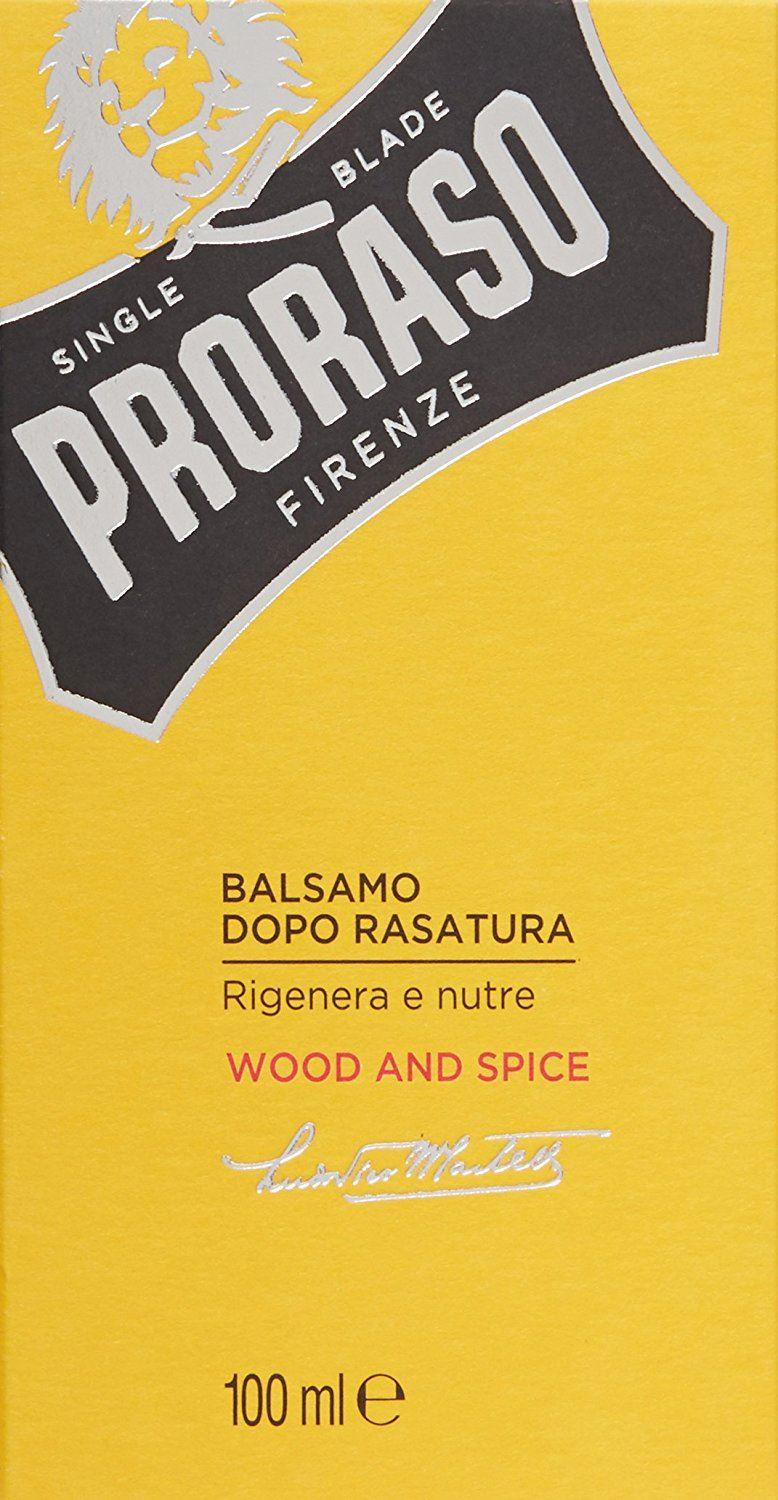 Proraso After Shave Balm Wood & Spice 100ml-8537