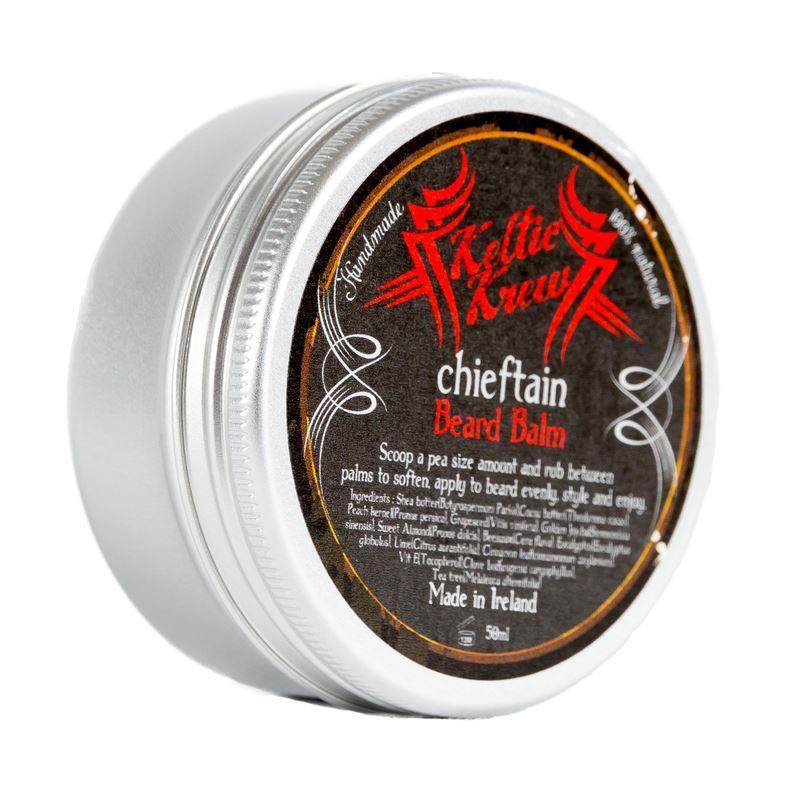 Keltic Krew Chieftain Beard Balm