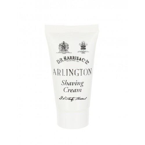 D R Harris Travel Shaving Cream Tube - 15ml - Arlington-0