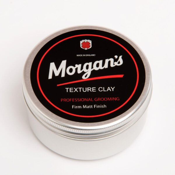 Morgans Styling Texture Clay 100ml-0