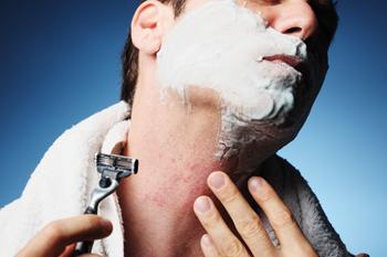 shaving rash