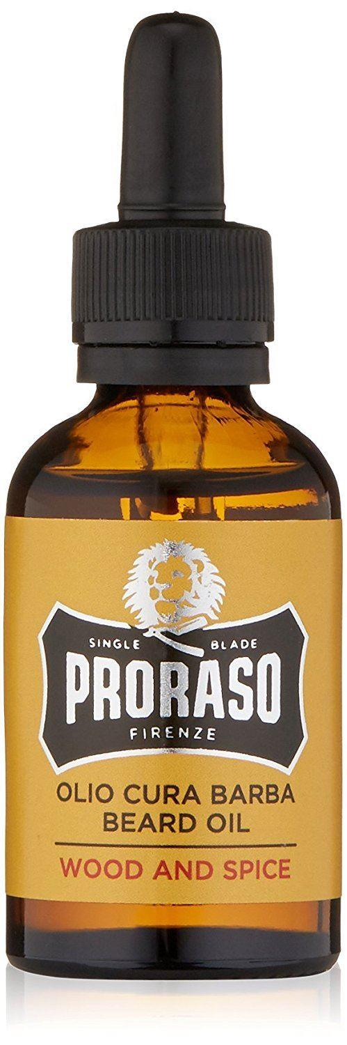 Proraso Beard Oil Wood & Spice 30ml-9247