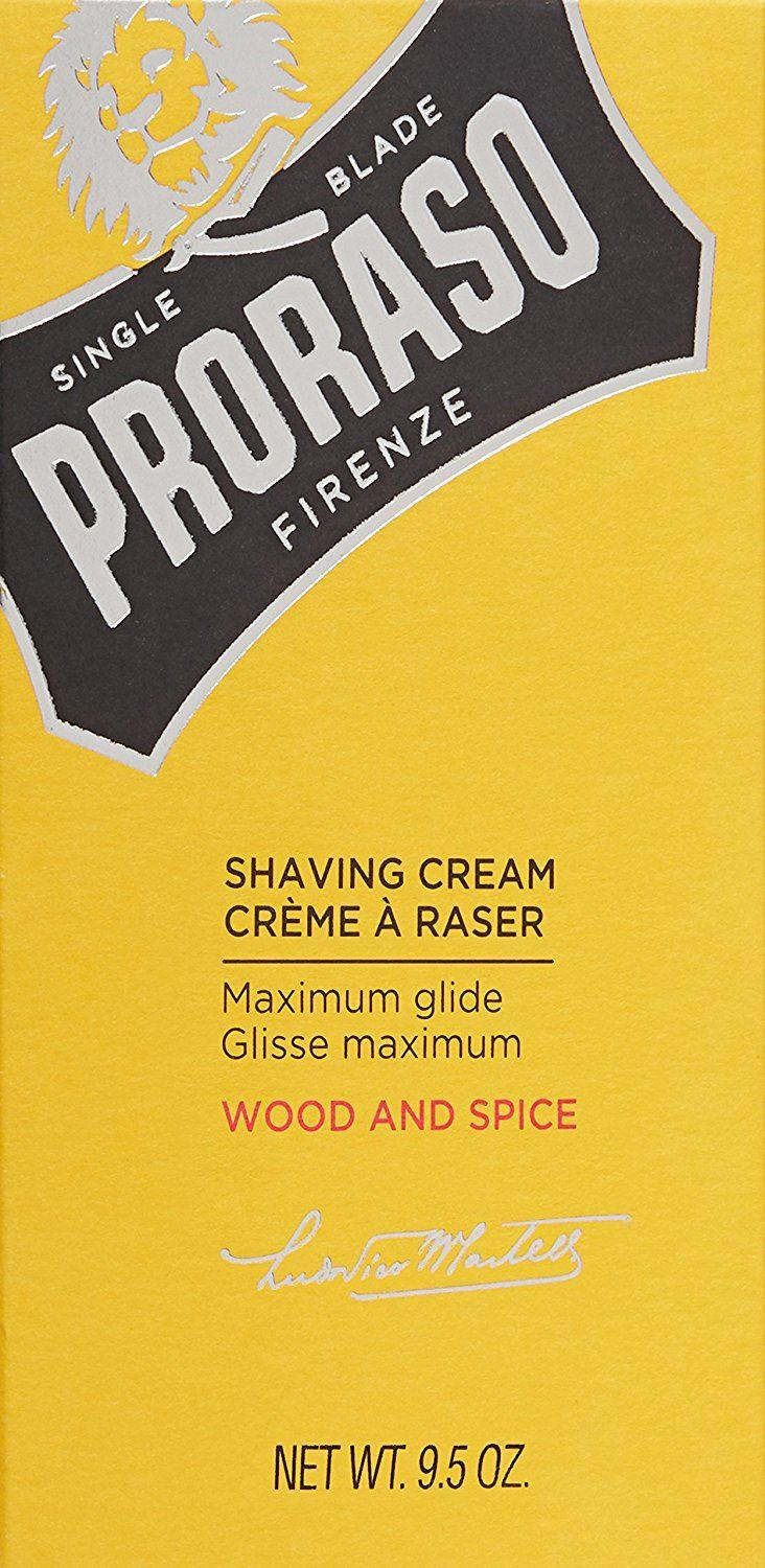 Proraso Shaving Cream Wood & Spice 275ml-0