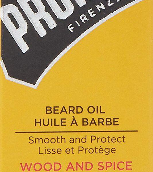 Proraso Beard Oil Wood & Spice 30ml-0