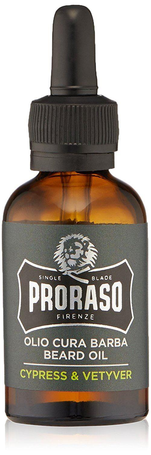 Proraso Beard Oil Cypress & Vetyver 30ml-9246