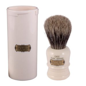 simpsons pure badger brush