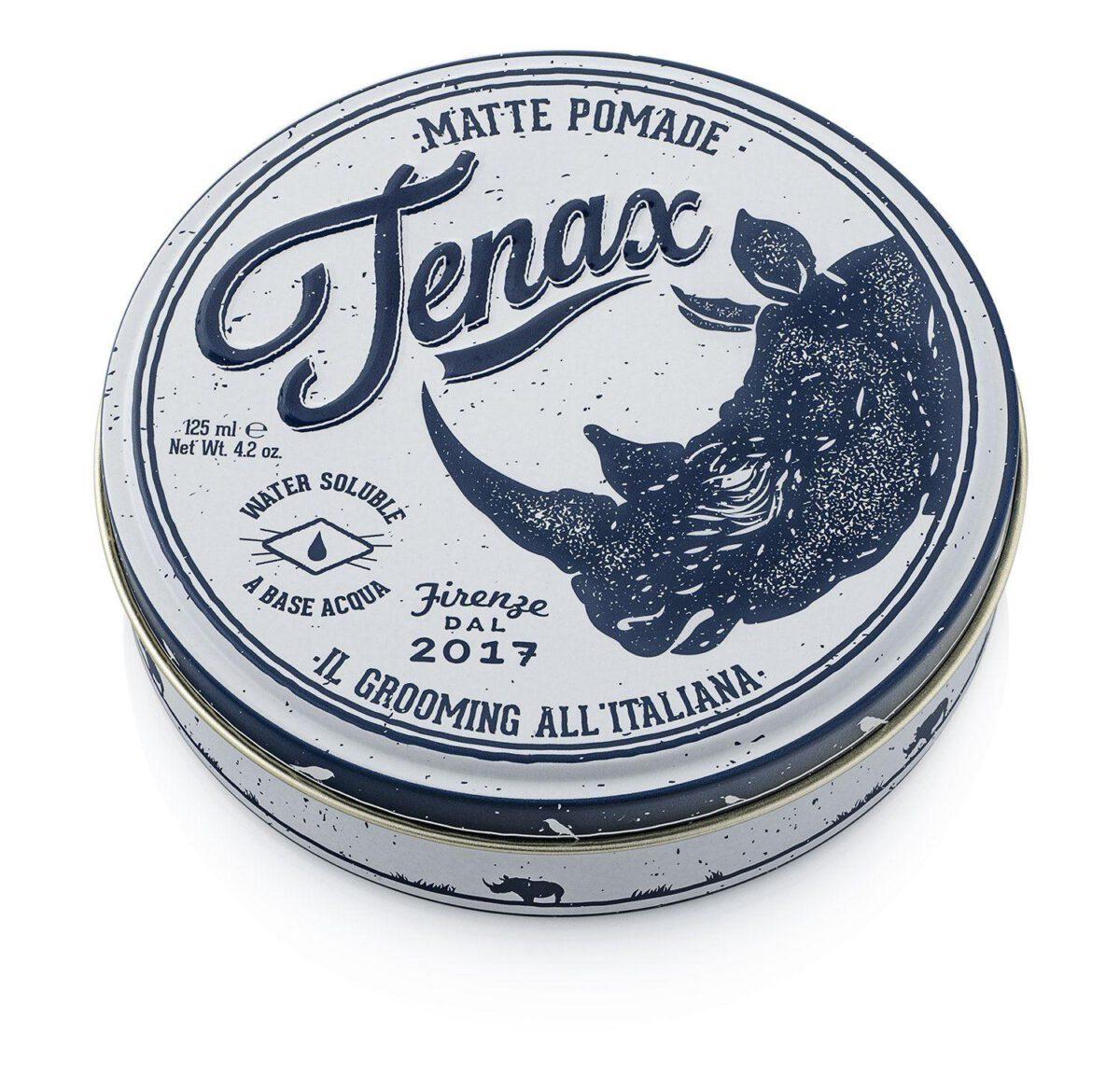Tenax Pomade Matte - 125ml-0