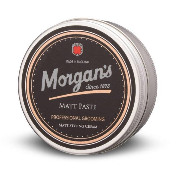 Morgans Matt Paste Hair Styling Cream 75ml-0