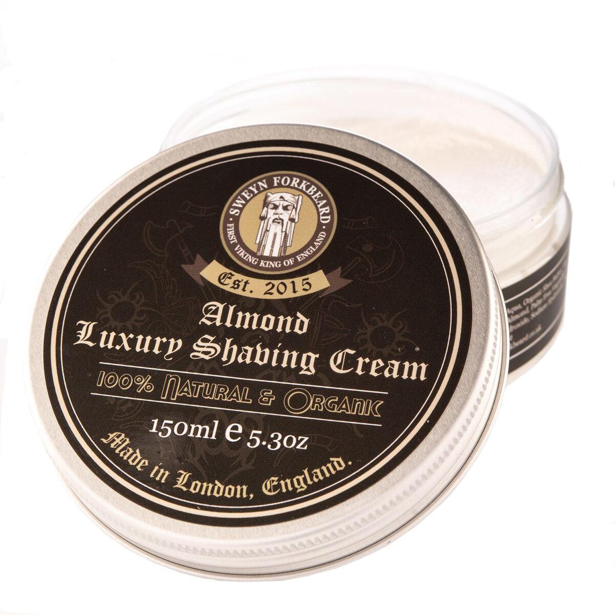sweyn forkbeard shaving cream