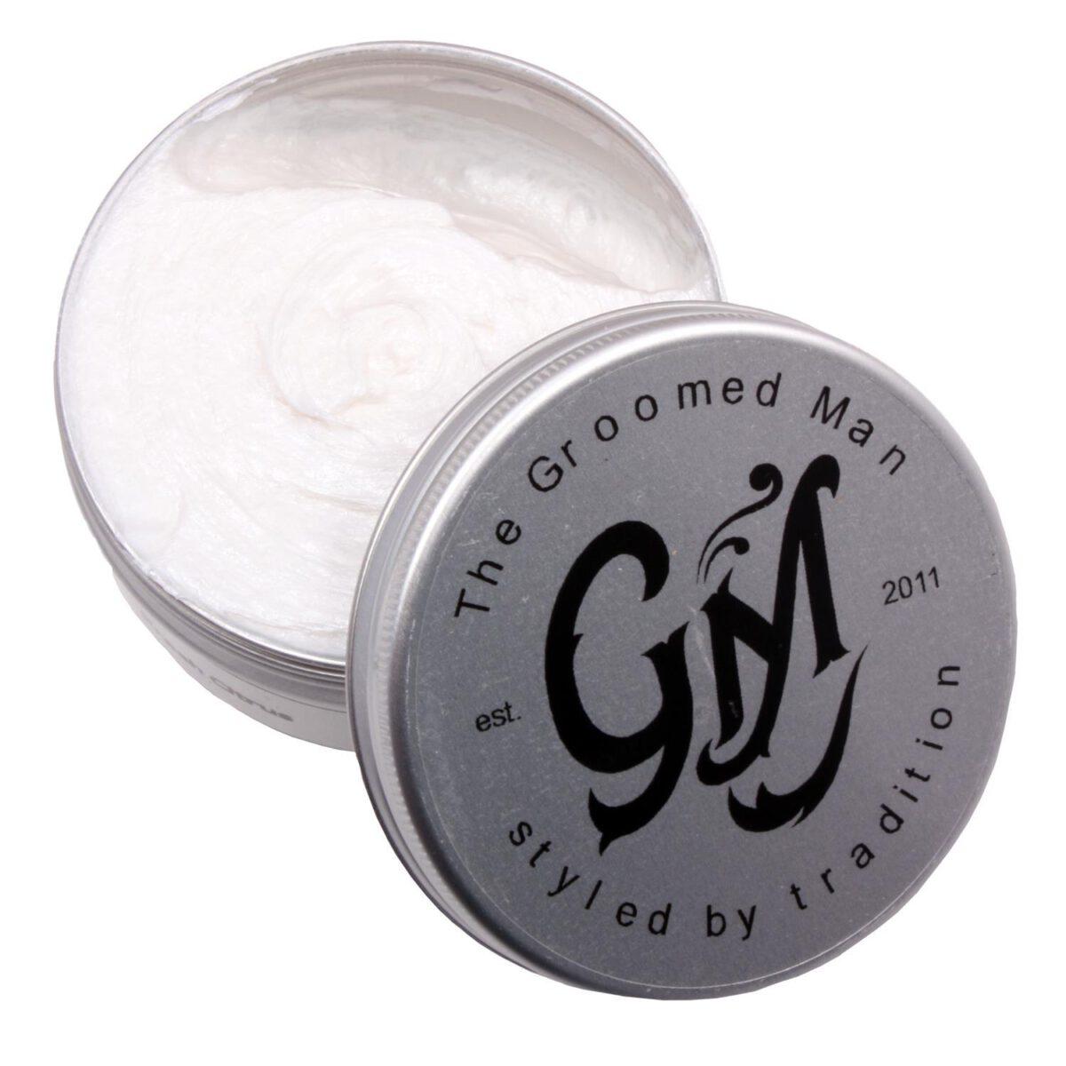 The Groomed Man Shaving Cream 100ml - Fresh Citrus-0