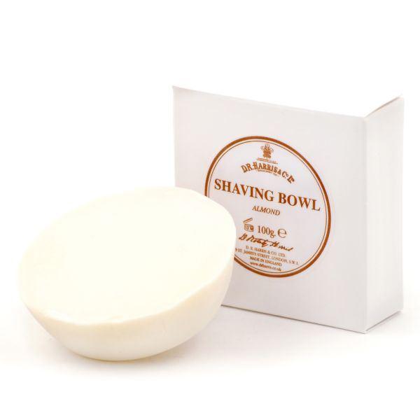 Luxury shaving soap Almond