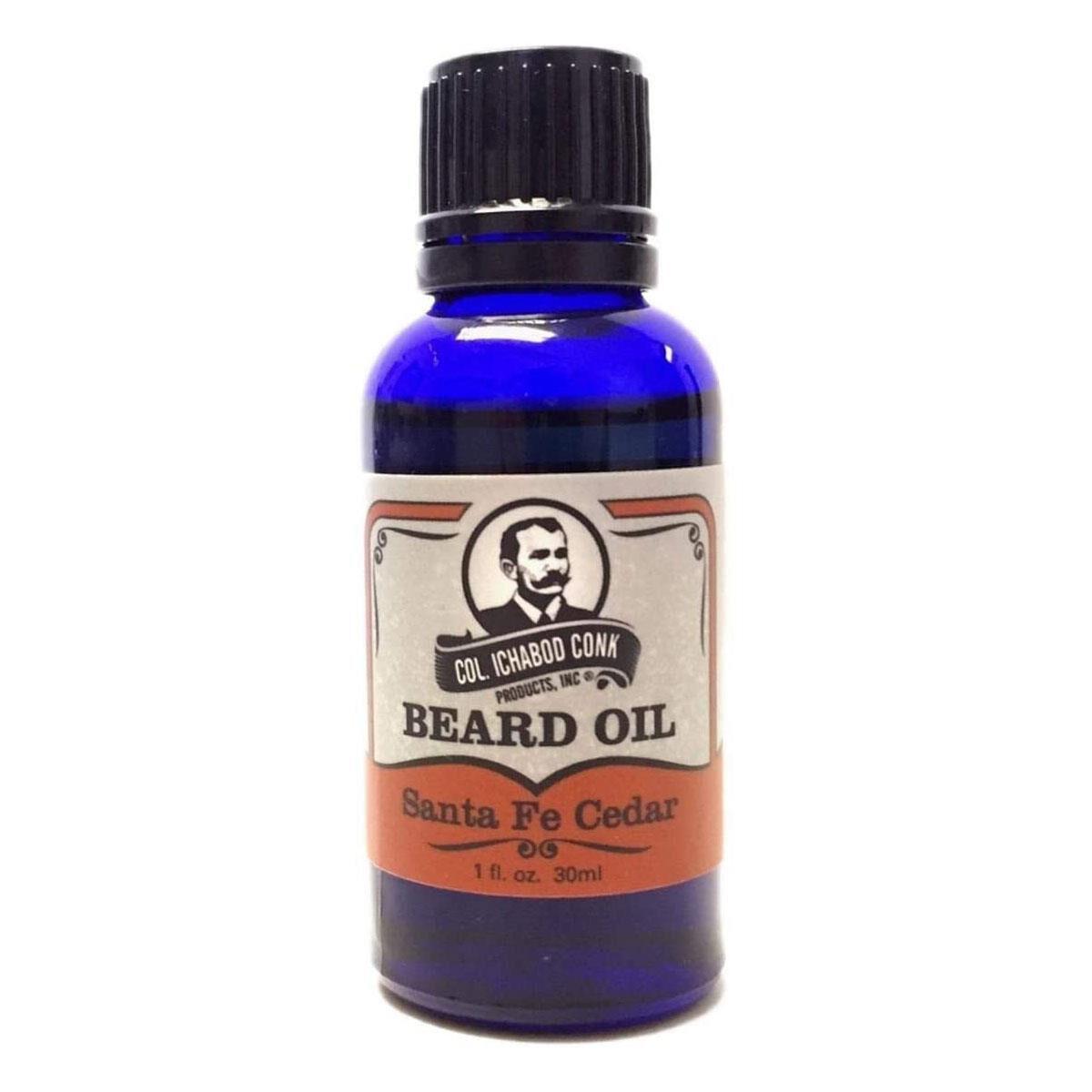 Colonel Conk beard oil