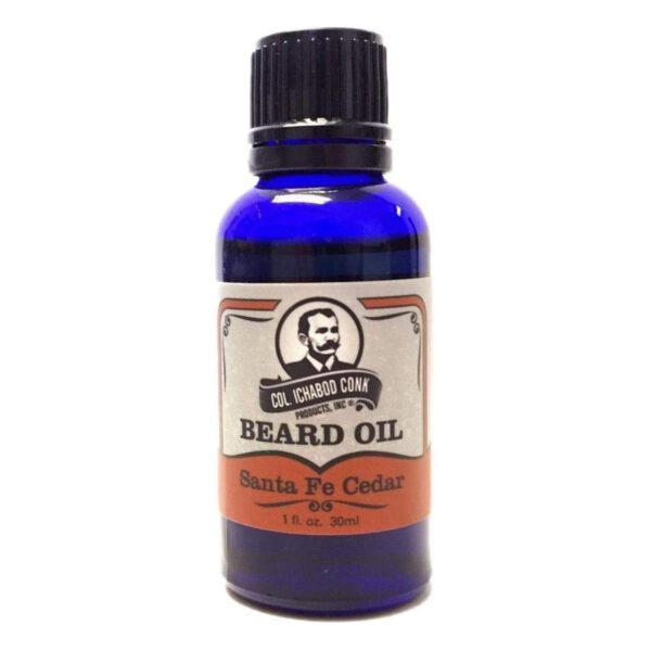 Colonel Conk beard oil