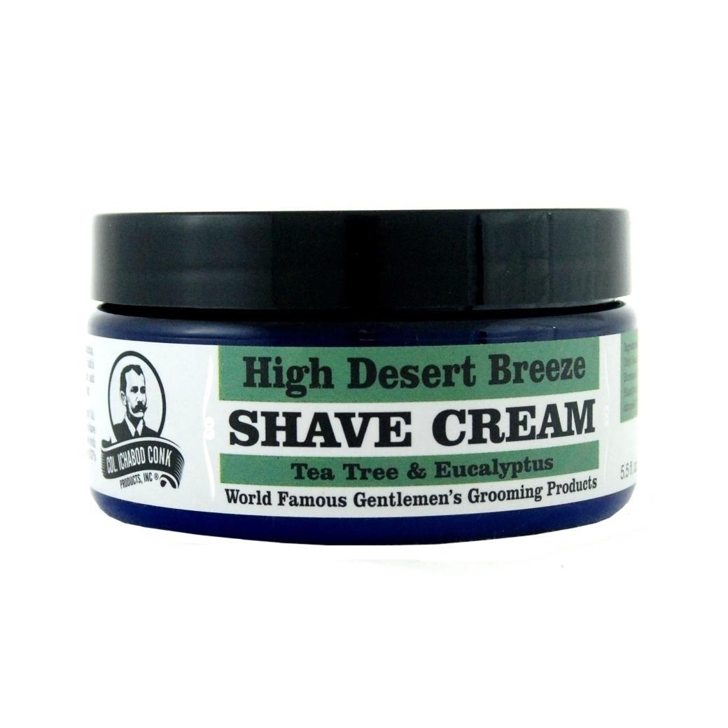 Col Conk natural shaving cream