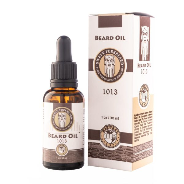 sweyn beard oil 1013