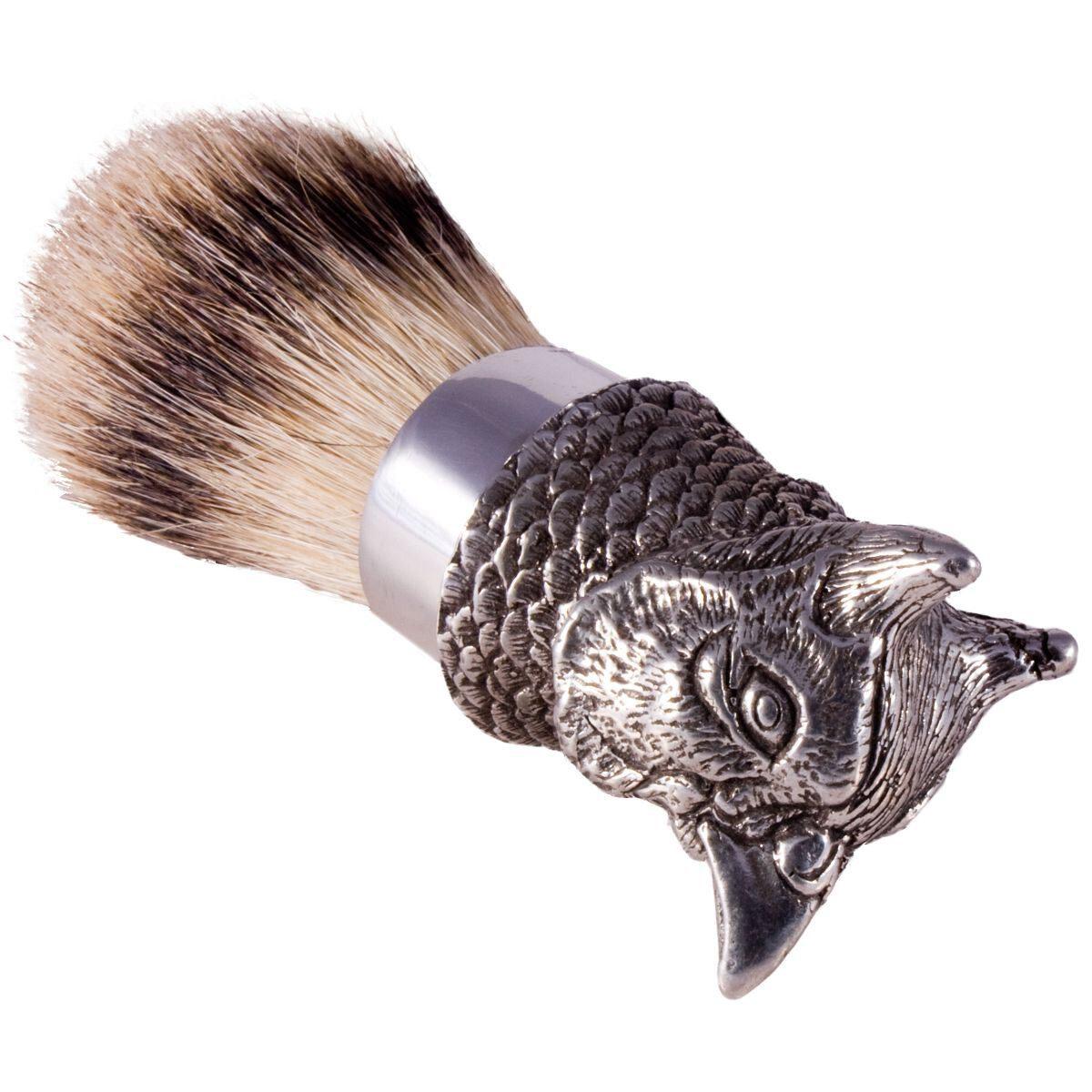 Silver tip shaving brush Pheasant
