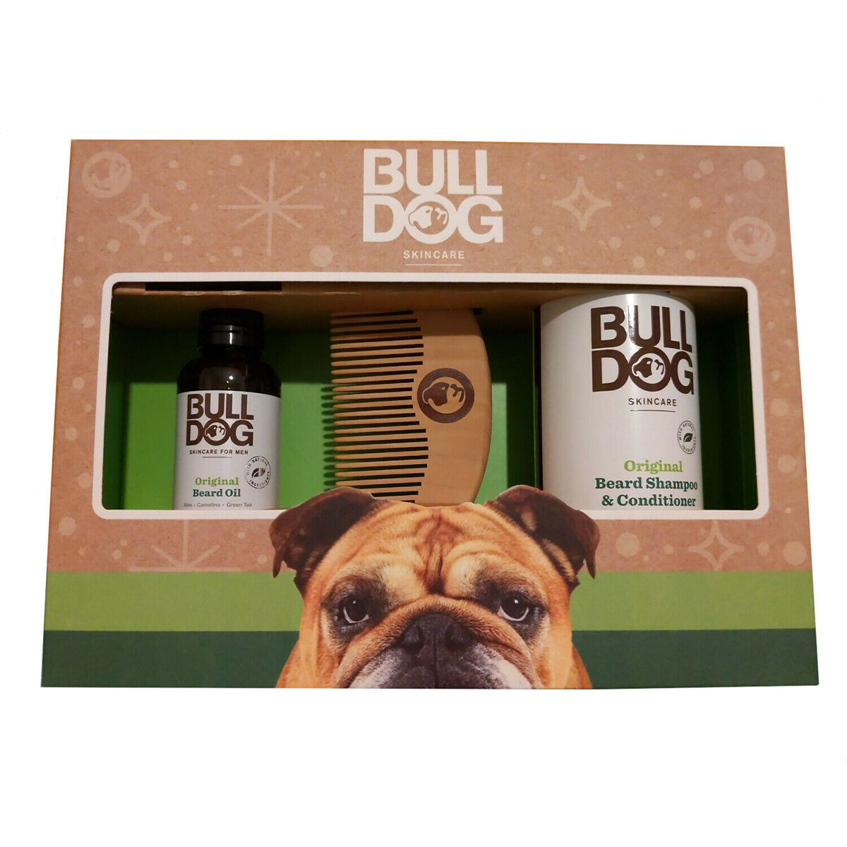 Bulldog Skincare Original Beard Care Kit