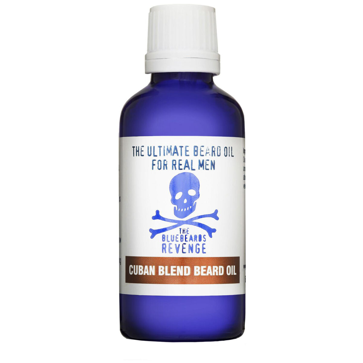 bluebeards cuban beard oil