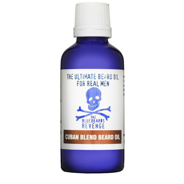 bluebeards cuban beard oil
